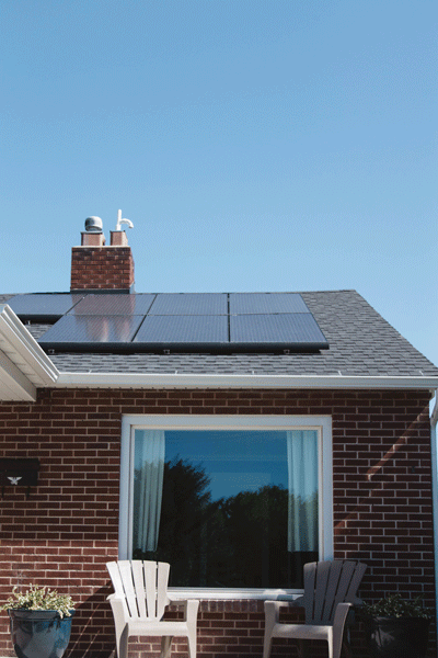 Solar Homes | Selling A House With Solar Panels | Real Simple Housing